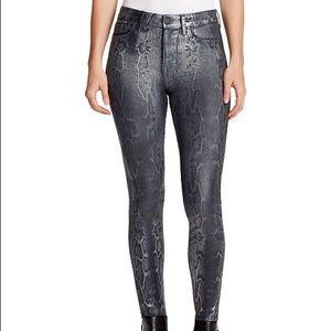 NWT William Rast Sculpted Highrise Denim Jeans